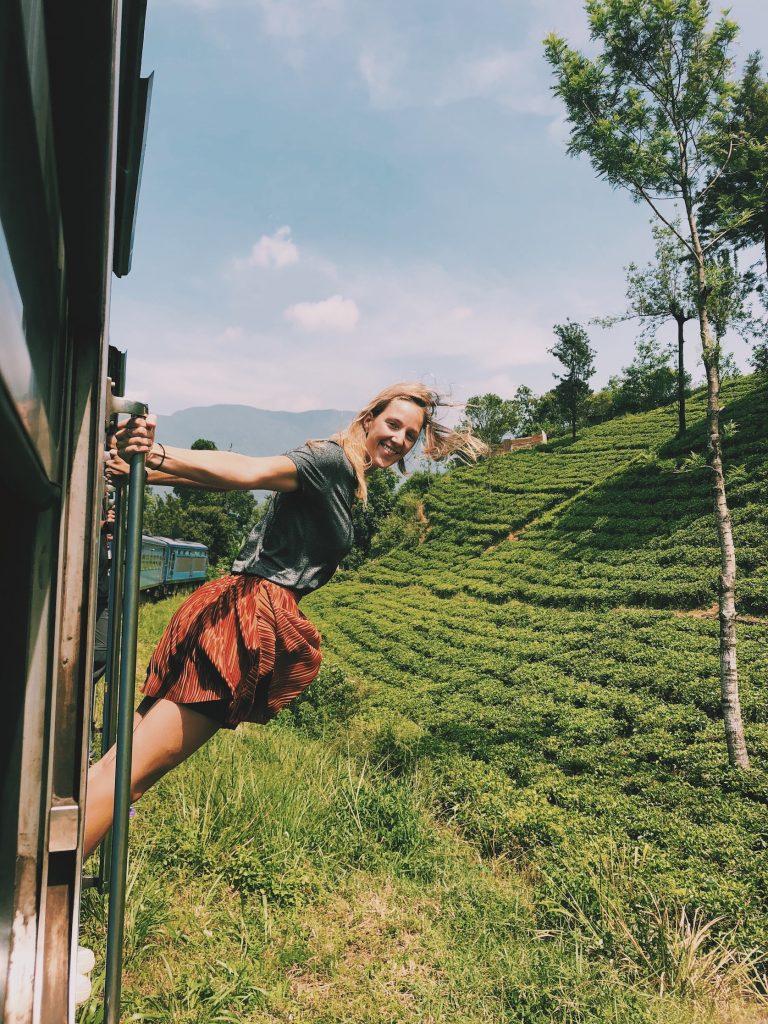 Kandy Ella train Sri Lanka