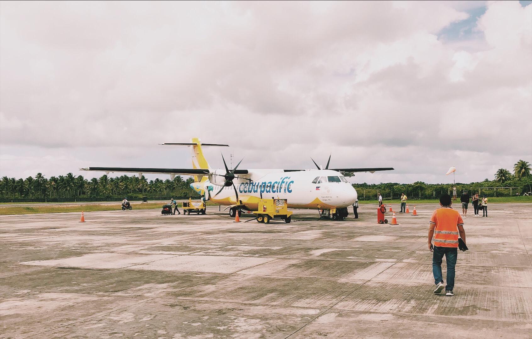 Siargao Cebu Pacific Air Solon Travel