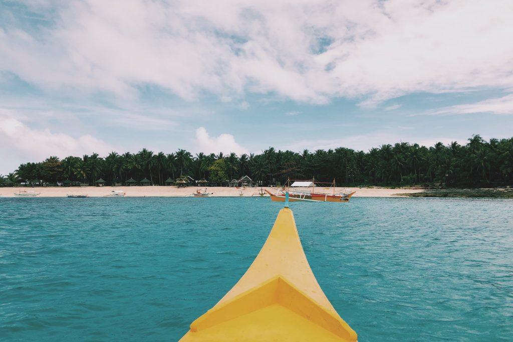 Island hopping Siargao Solon Travel