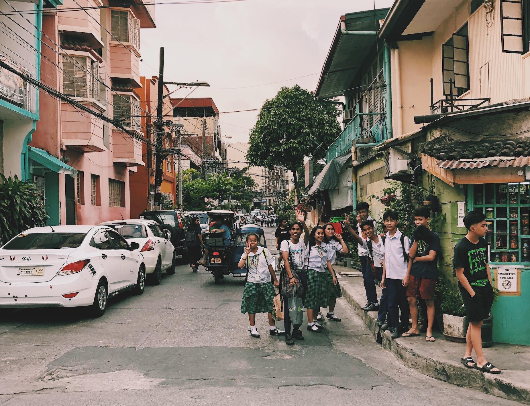 Makati Manilla verblijf Solon Travel