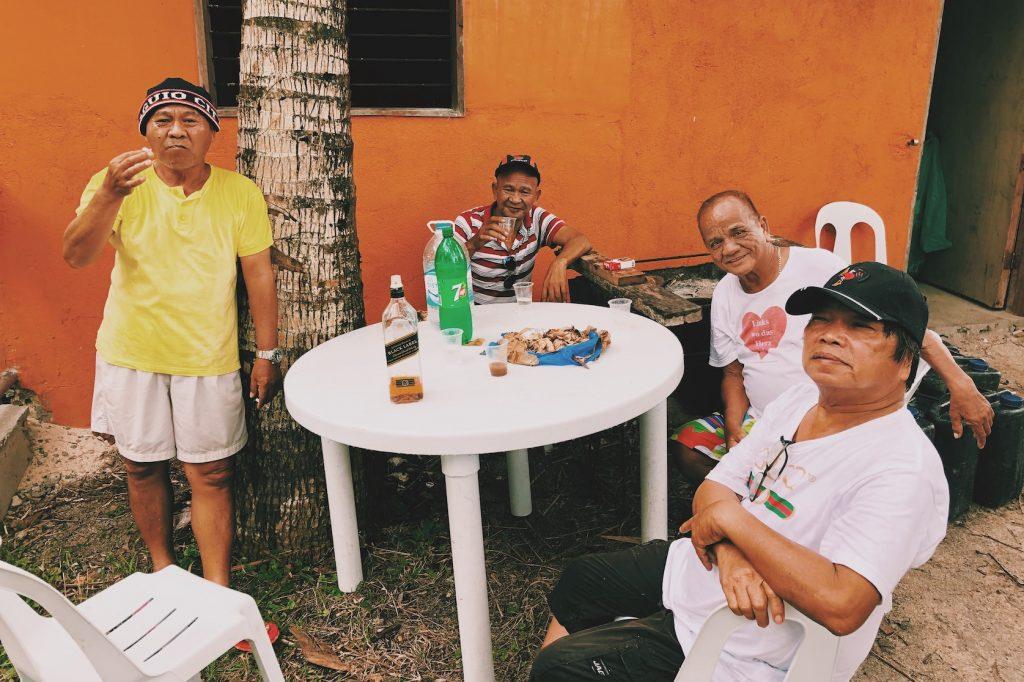 Locals Guyam Island Solon Travel
