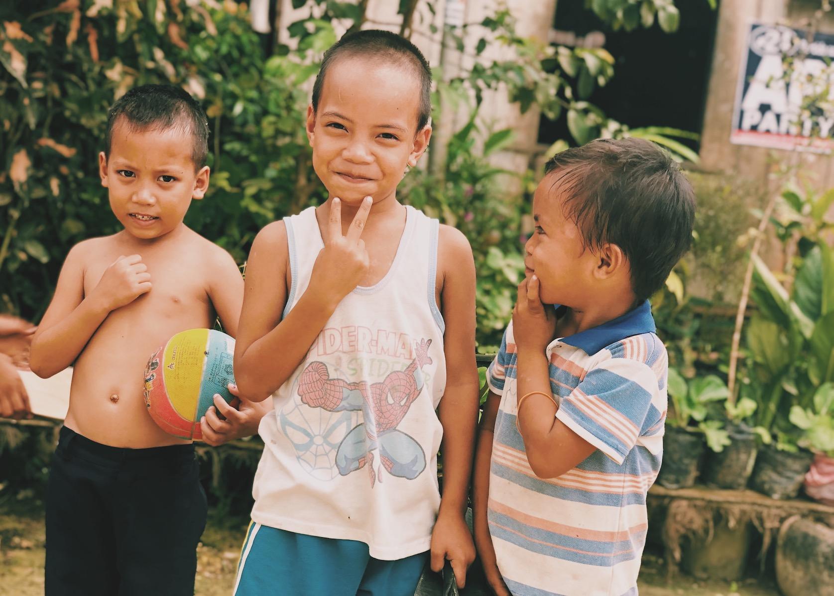 Kids Siargao Solon Travel