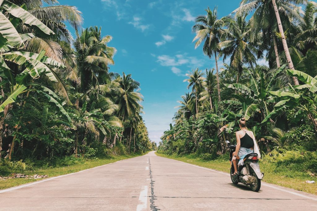 Scooter Siargao Solon Travel