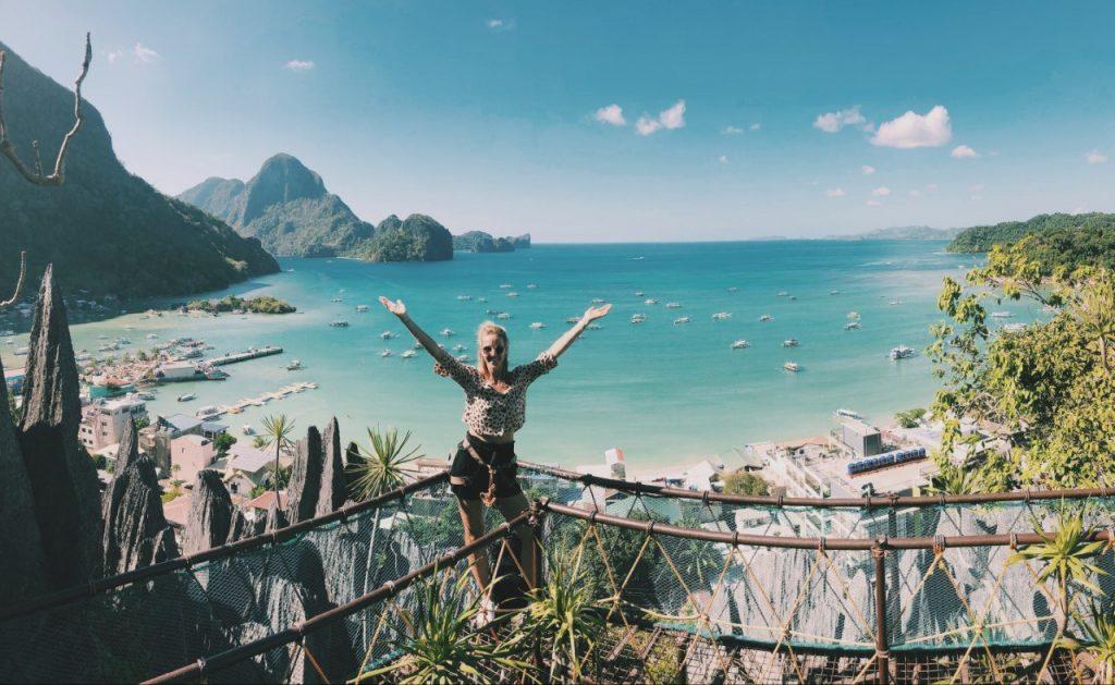 El Nido vierpoint Filipijnen Solon Travel