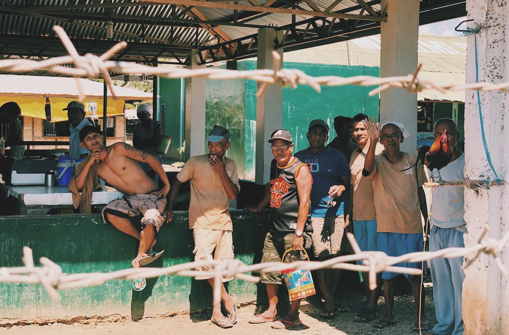 Iwahig gevangenis Puerto Princessa Solon Travel