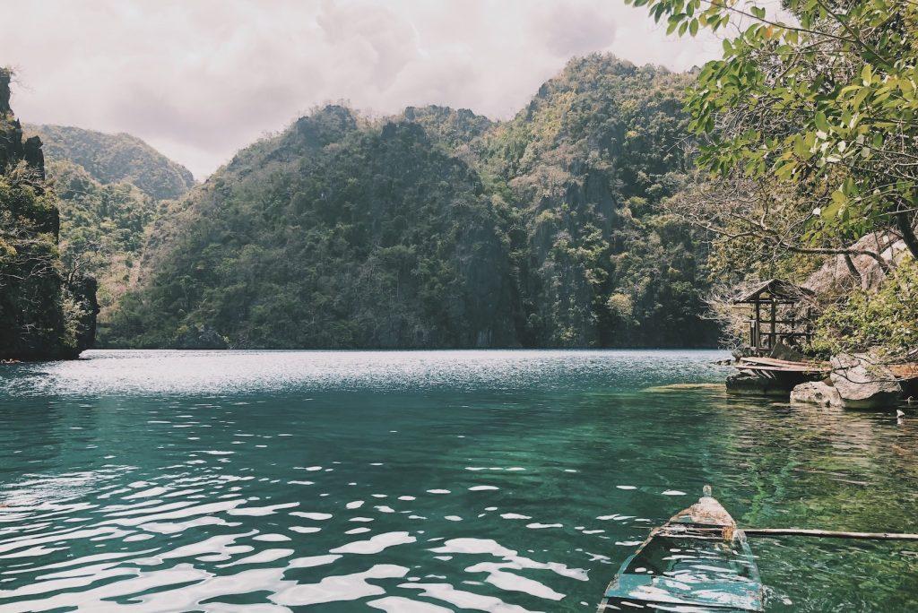 Kayangan Lake Coron Palawan Solon Travel