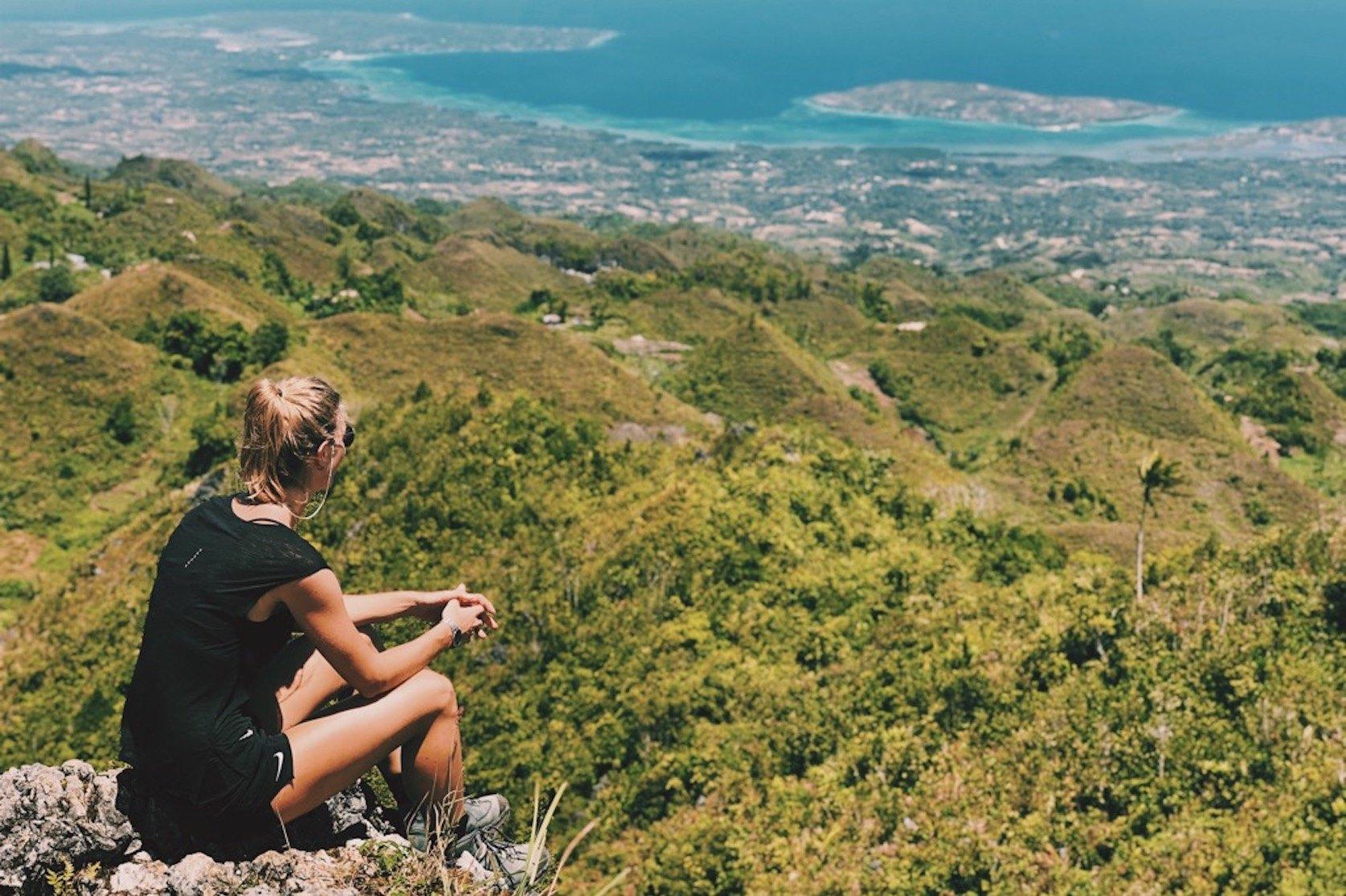 Osmena Peak Cebu Hiking Solon Travel