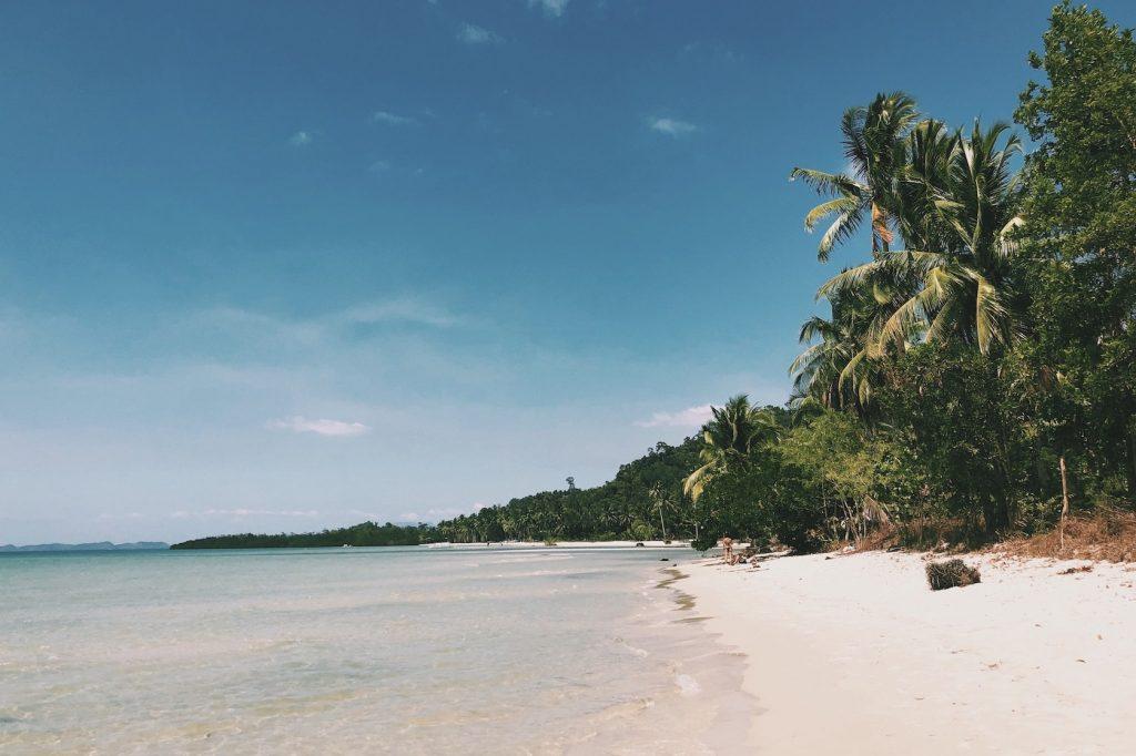 Pamuayan Beach Port Barton Palawan Filipijnen Solon Travel
