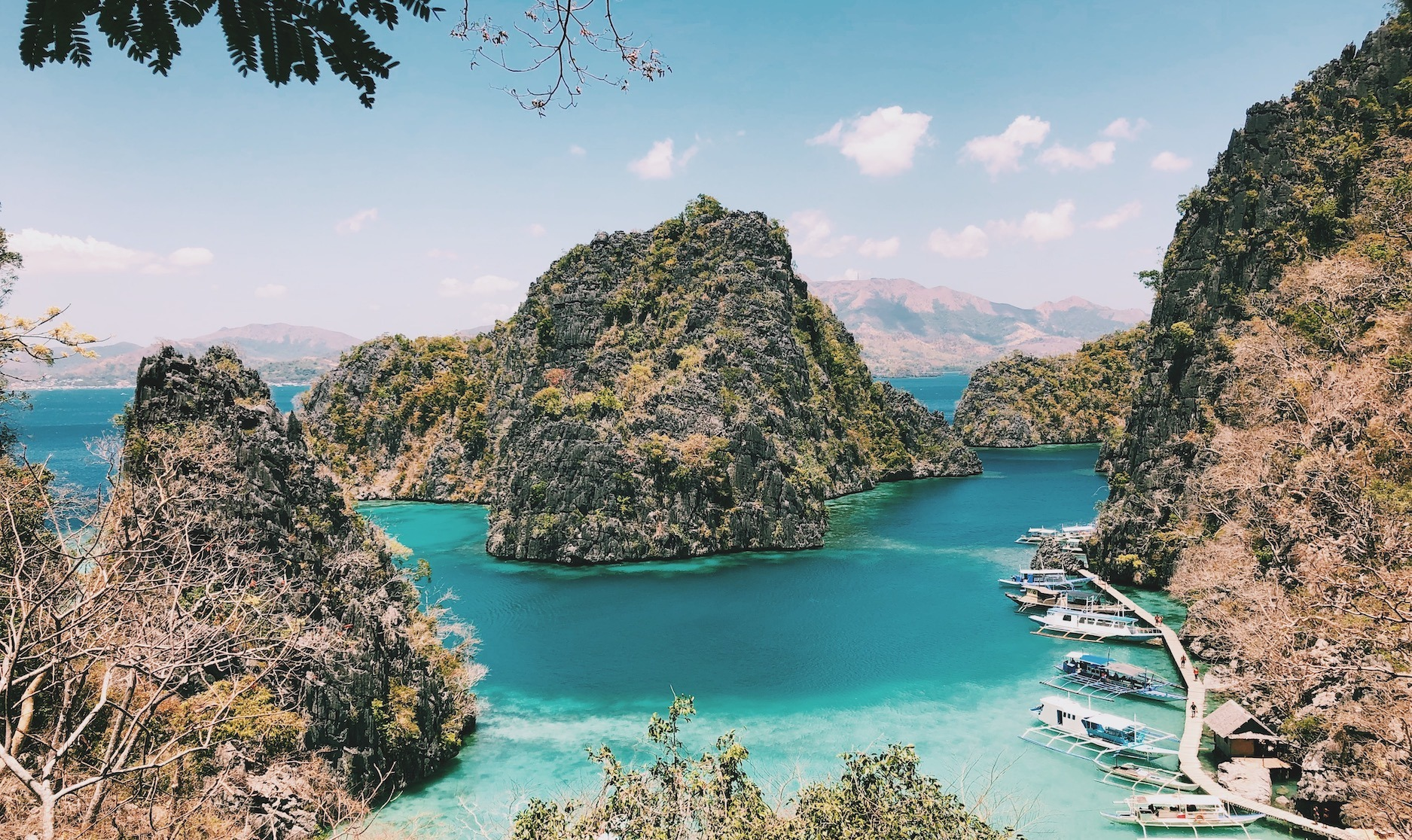 Viewpoint Kayangan Lake Coron Palawan Solon Travel