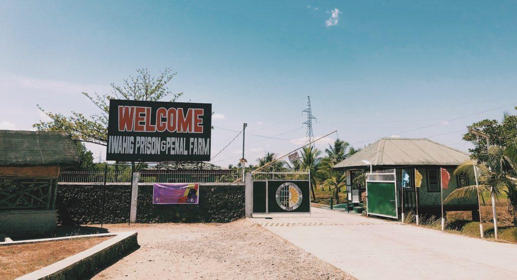 Iwahig gevangenis Palawan Filipijnen Solon Travel