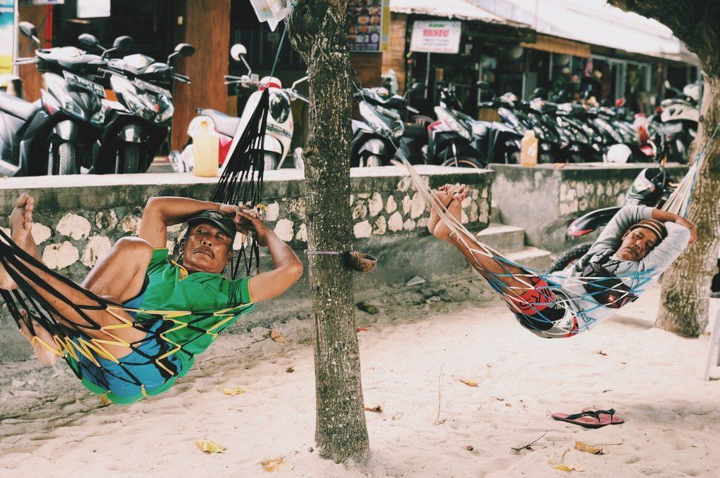 overnachten slapen Nusa Penida Solon Travel