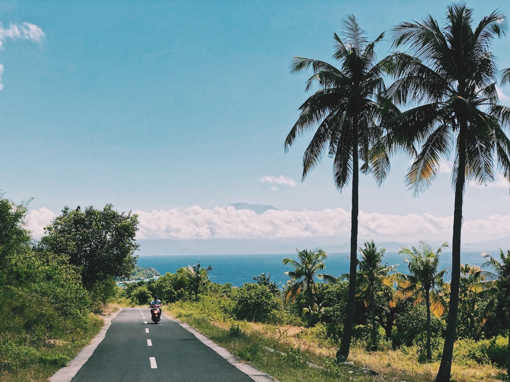 Reisroute Bali vervoer Nusa Penida Solon Travel