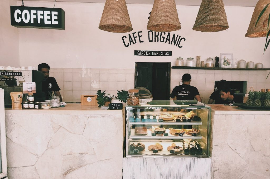 Cafe Organic Canggu Bali Solon Travel
