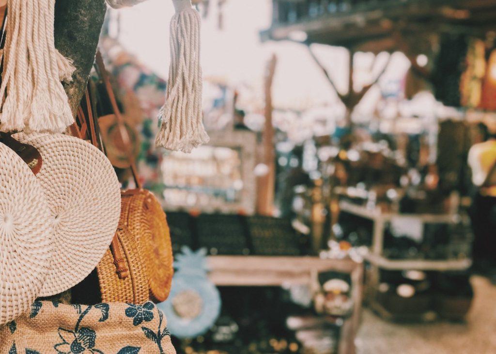 Morning market Ubud Bali Solon Travel