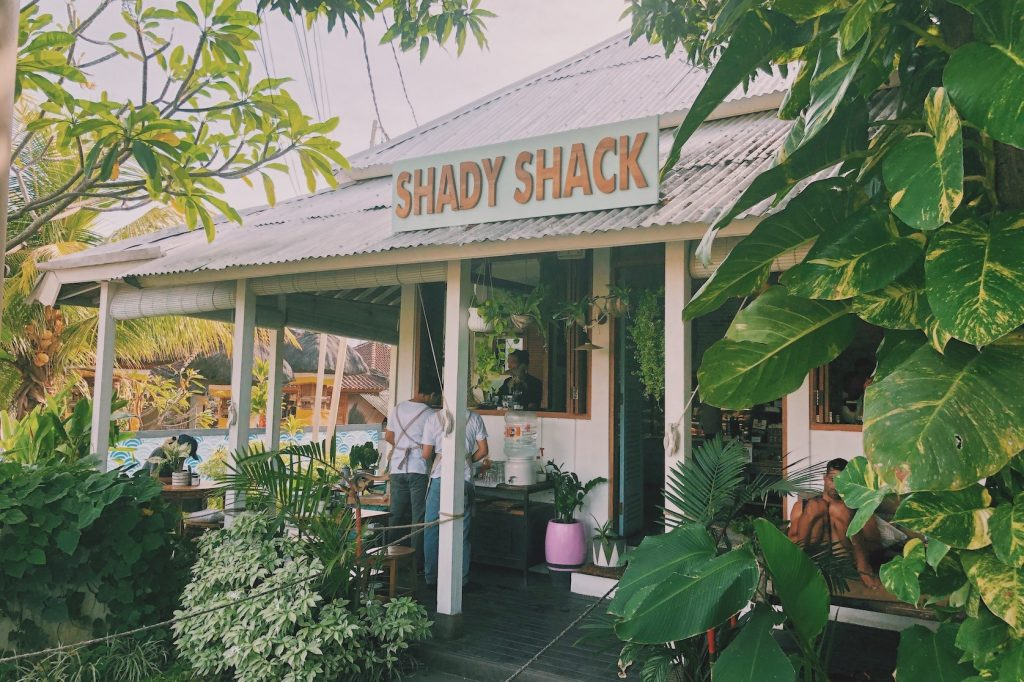 Shady Shack Canggu Bali Solon Travel