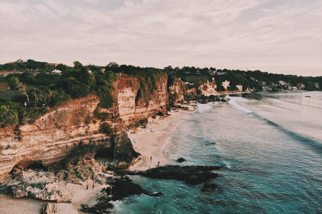 Dream Beach Uluwatu Solon Travel