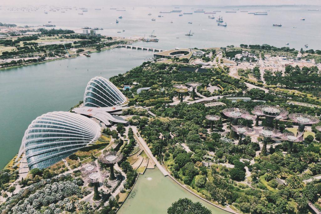 Marina Bay Sands Singapore Solon Travel