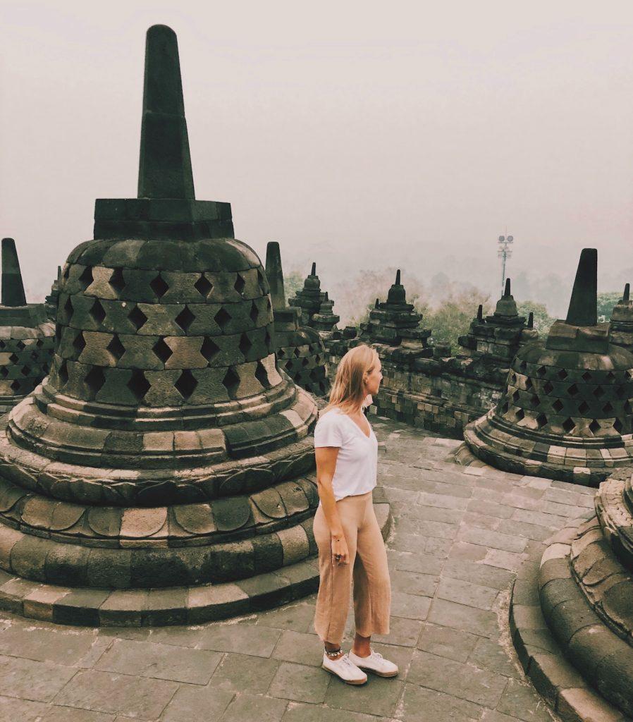 Borobudur Yogyakarta Java, Indonesie Solon Travel