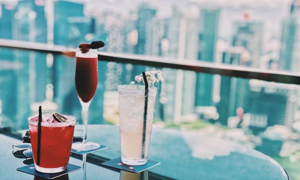 Ce La Vi Singapore Solon Travel