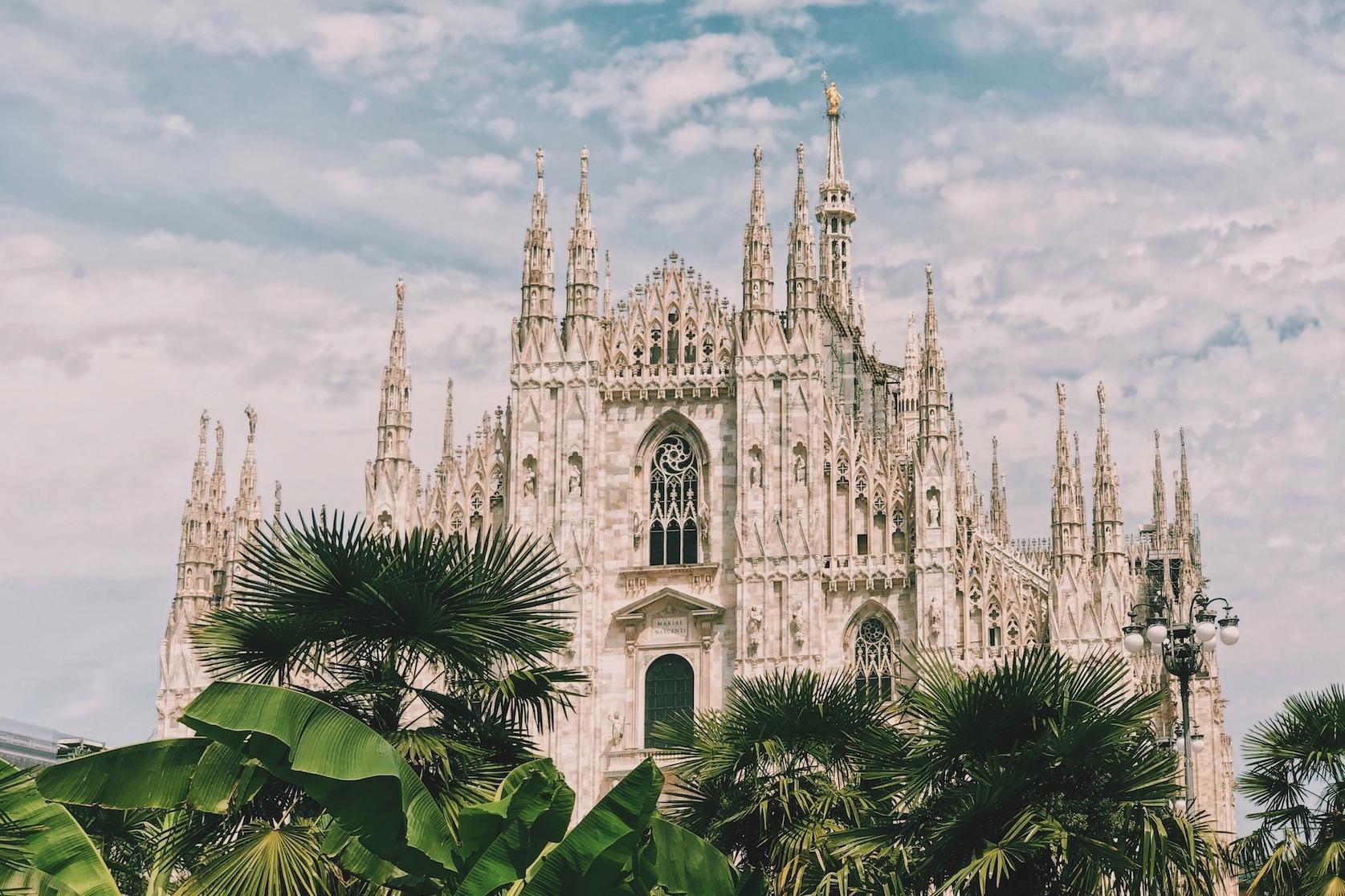 Milaan Duomo kathedraal dom Solon Travel