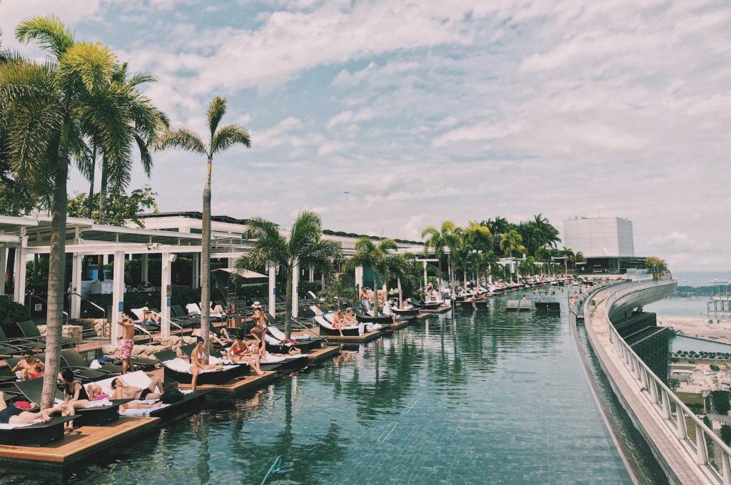 Marina Bay Sands infinity pool Singapore Solon Travel