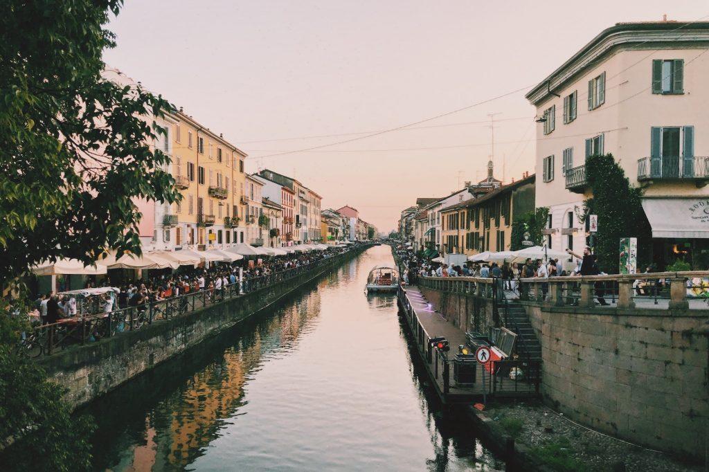wat te doen Milaan Navigli grachten Milaan bezienswaardigheden Solon Travel