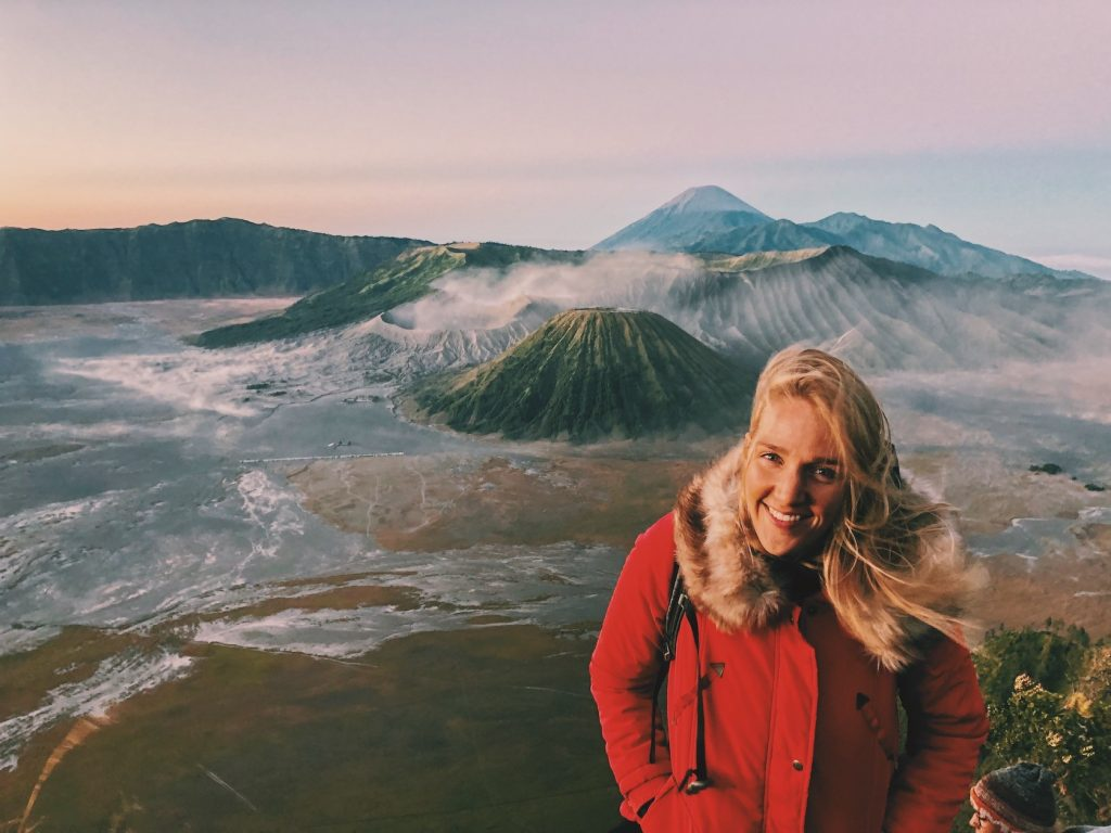 Sunrise tour Bromo Java Solon Travel