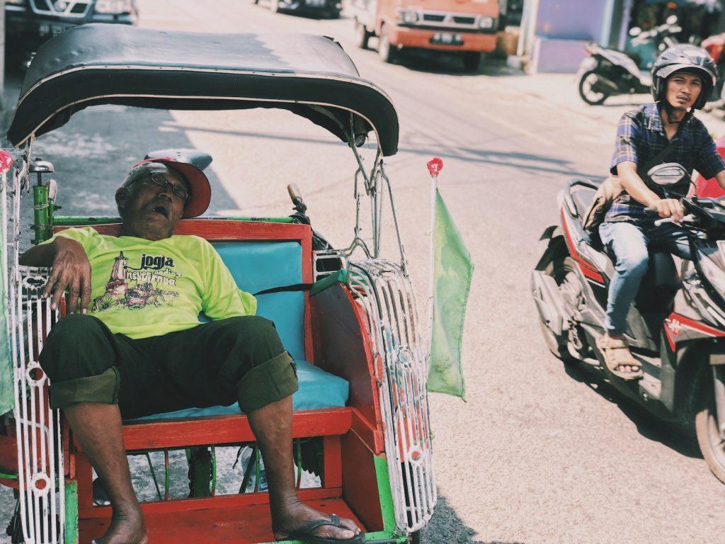 tuk tuk indonesie reisroute Indonesië Solon Travel