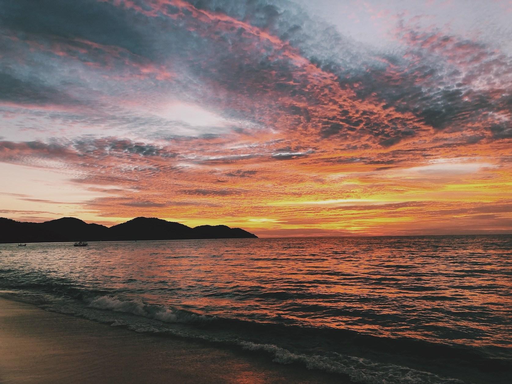 Sunset Penang Solon Travel