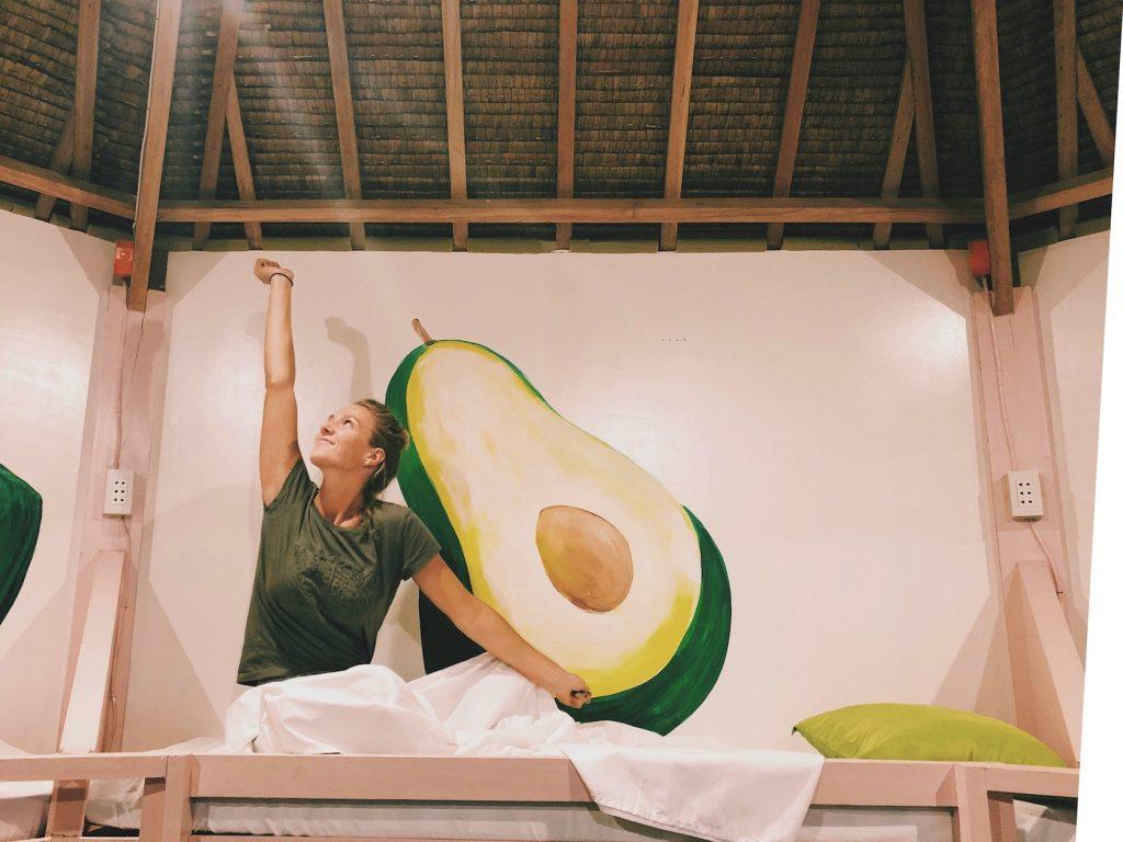 Avocado Tree hostel Siargao Filipijnen Solon Travel