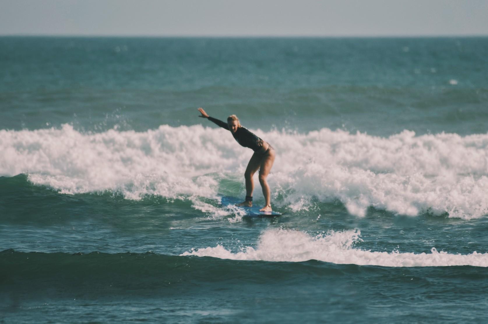 surfen Bali Canggu Solon Travel
