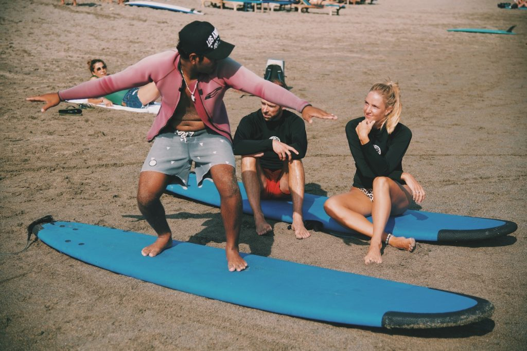 Surf Surfing Nomads Canggu Bali Solon Travel