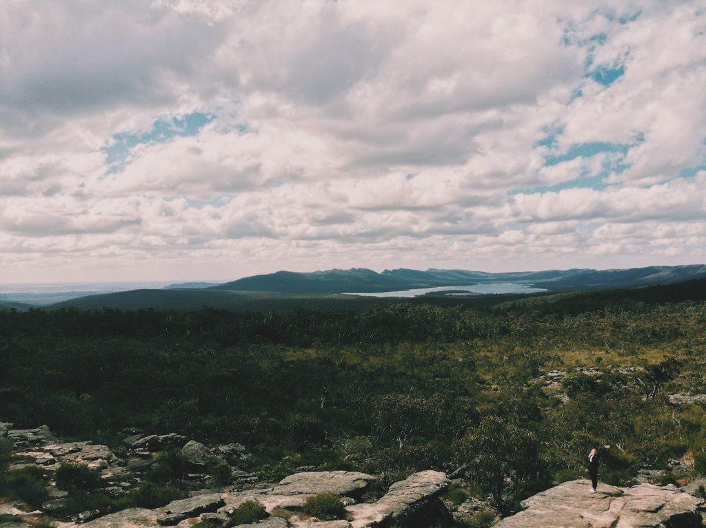 The Balconies Grampian National Park Solon Travel Australie