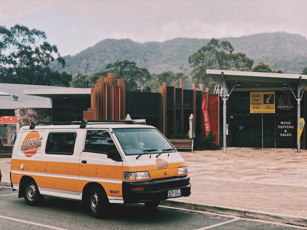 roadtrip victoria australia hippie camper