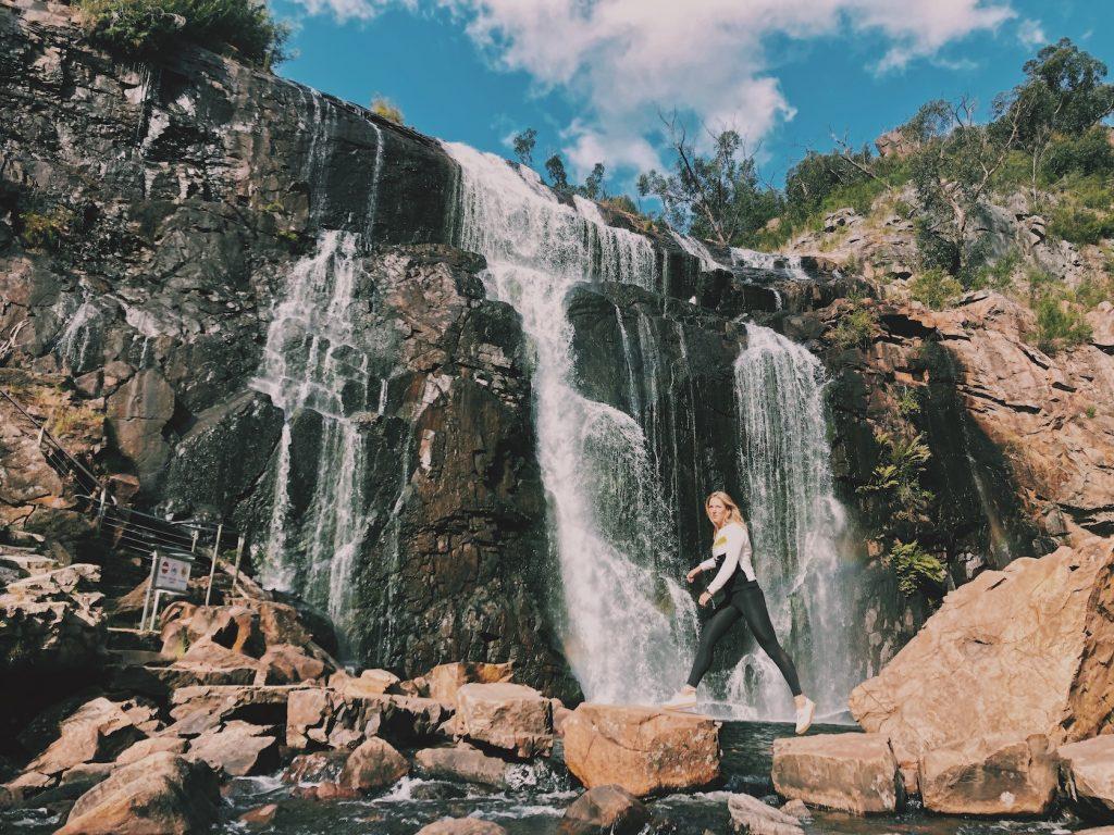 Mackenzie Falls Victoria Solon Travel