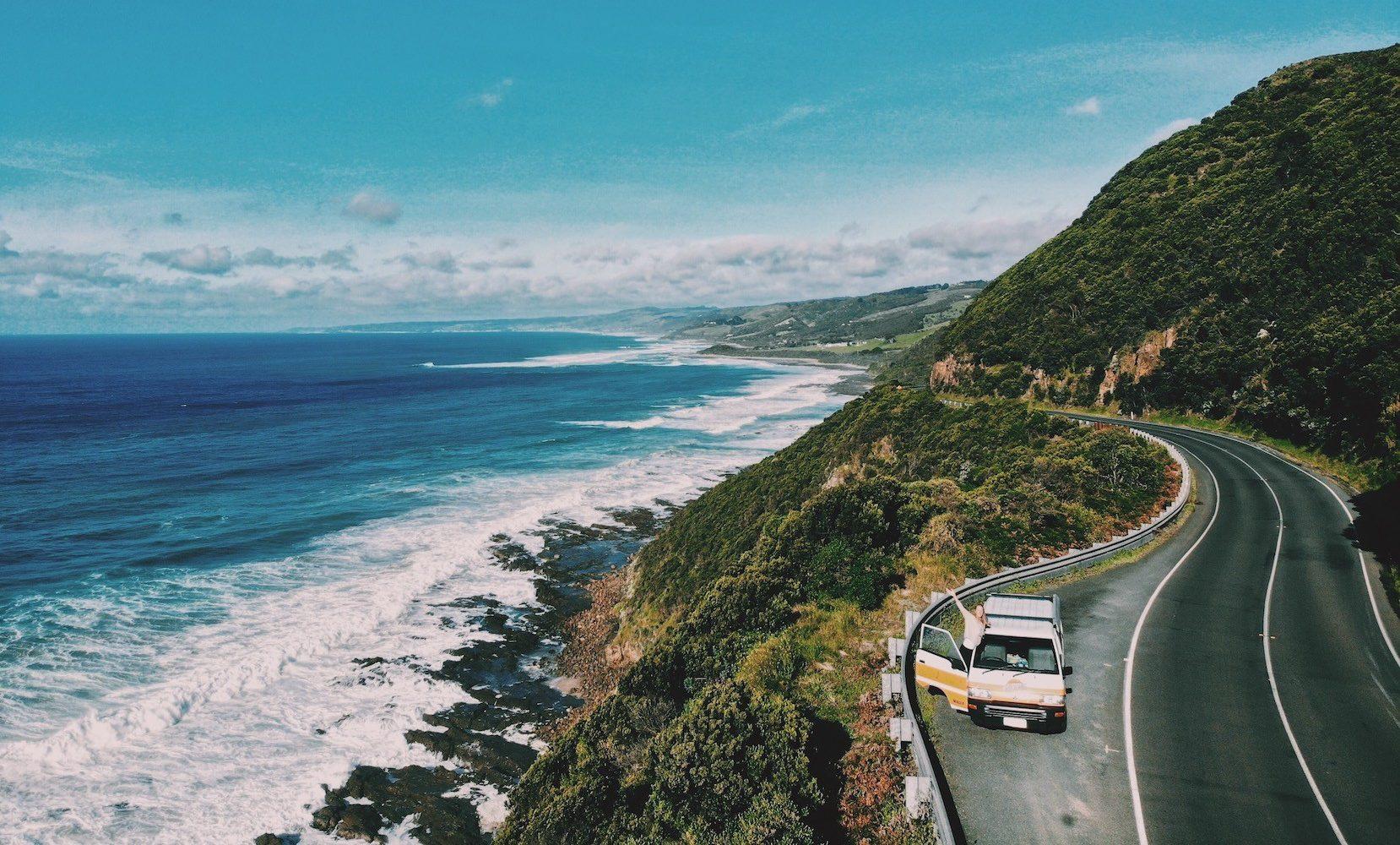 Great Ocean Road Hippie Camper Solon Travel