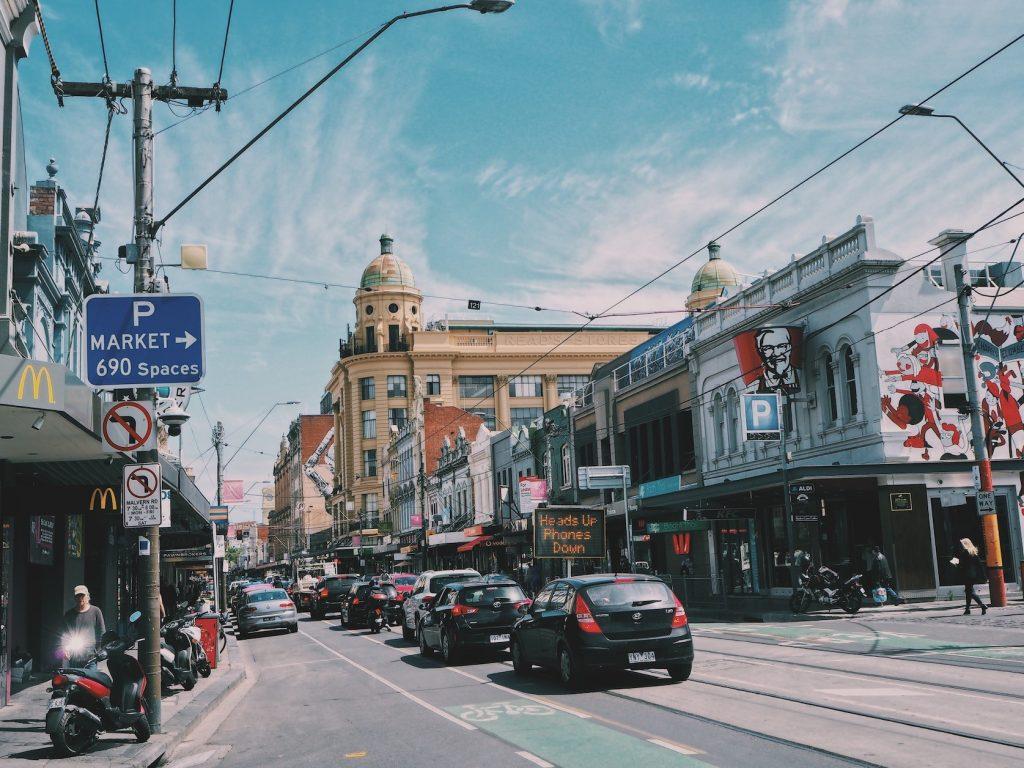 Chapel Street Melbourne Solon Travel wonen en werken in australië working holiday visa