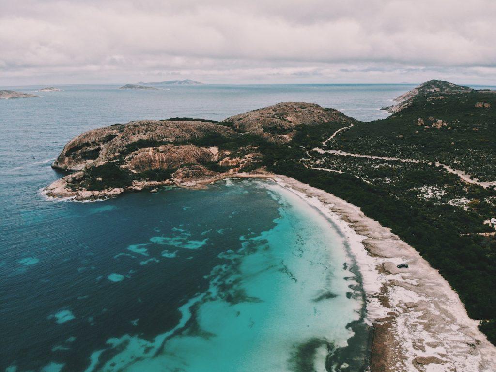 Lucky Bay Cape Le Grand National Park Solon Travel Australia roadtrip esperance naar perth