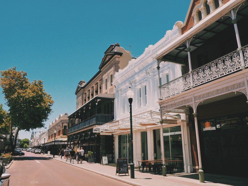 Fremantle freo Australie wat te doen city center Solon Travel