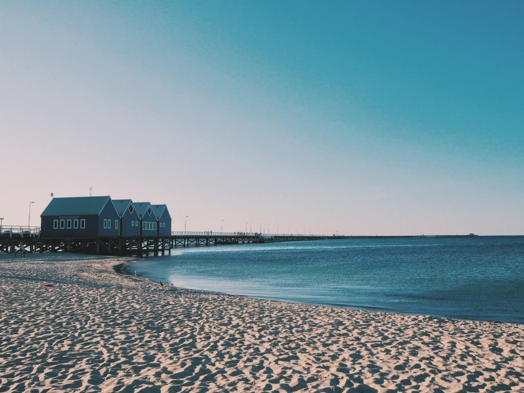 Busselton jetty Australia Solon Travel roadtrip esperance naar perth