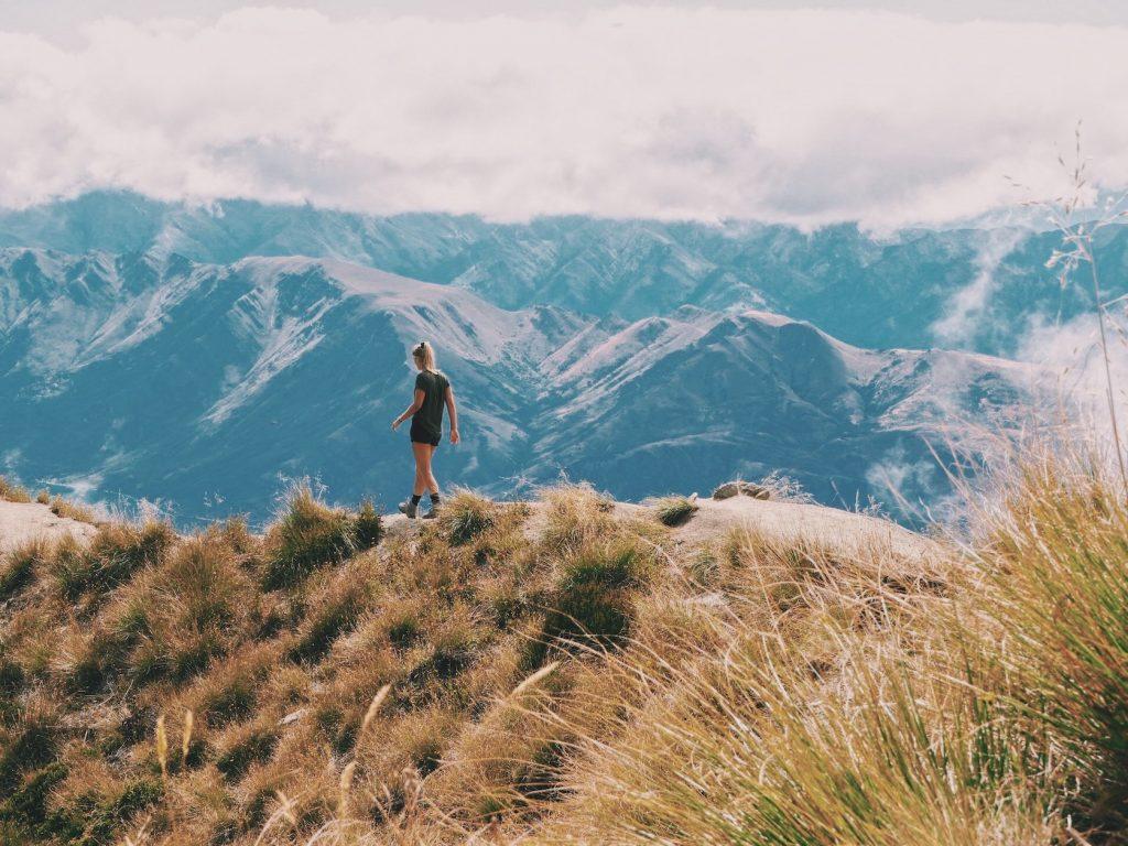 Roys Peak New Zealand Nieuw Zeeland Hiken Solon Travel