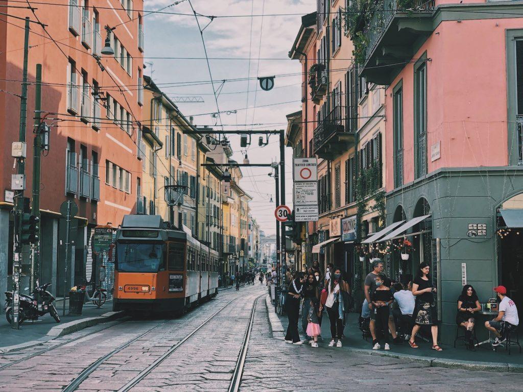 Public transport Milano openbaar vervoer Milaan Solon Travel