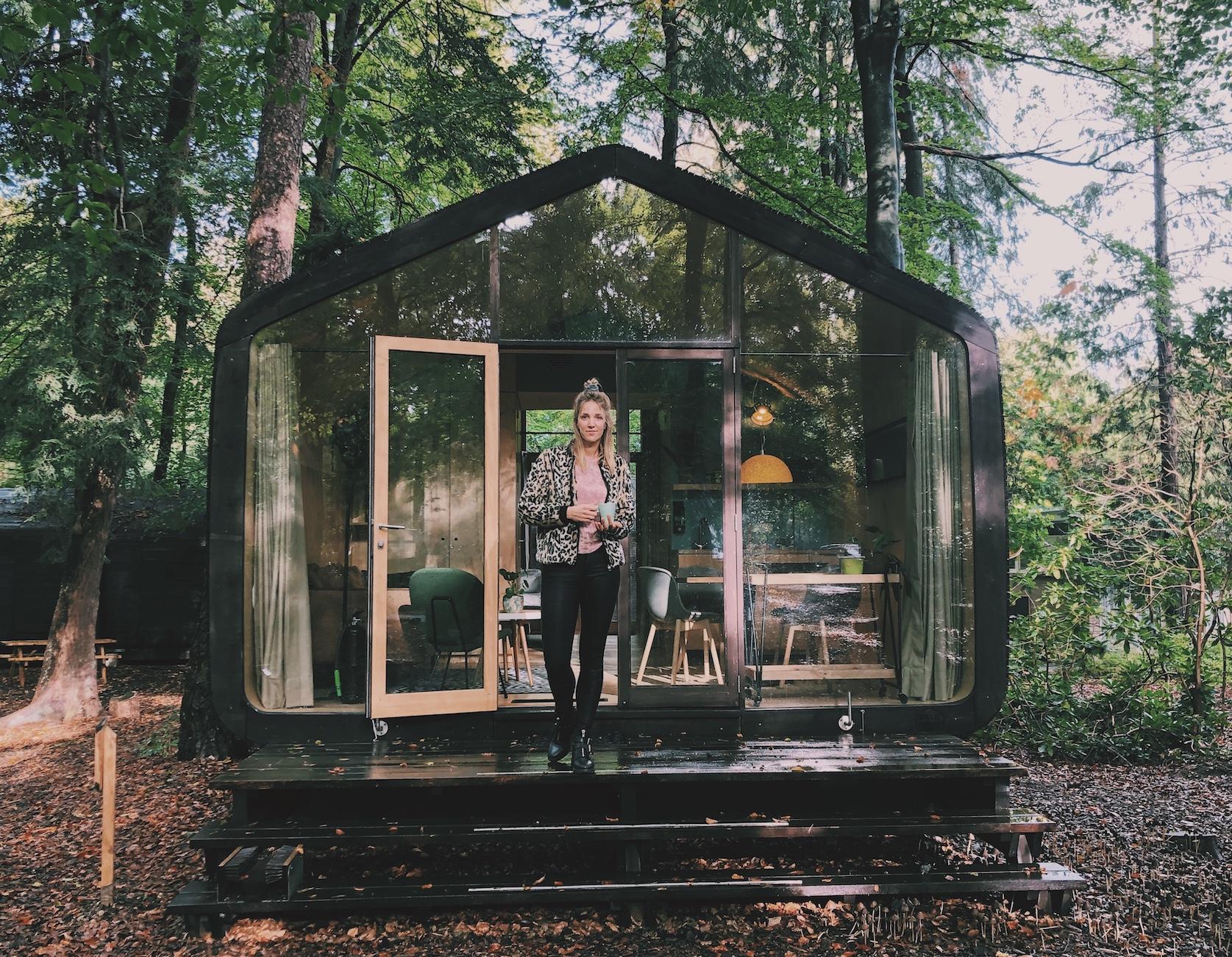 Tiny House Veluwe Wikkelhouse Stayokay Solon Travel