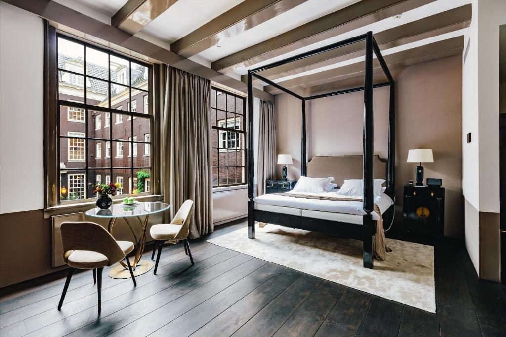 The Dylan boutique hotel Amsterdam Solon Travel