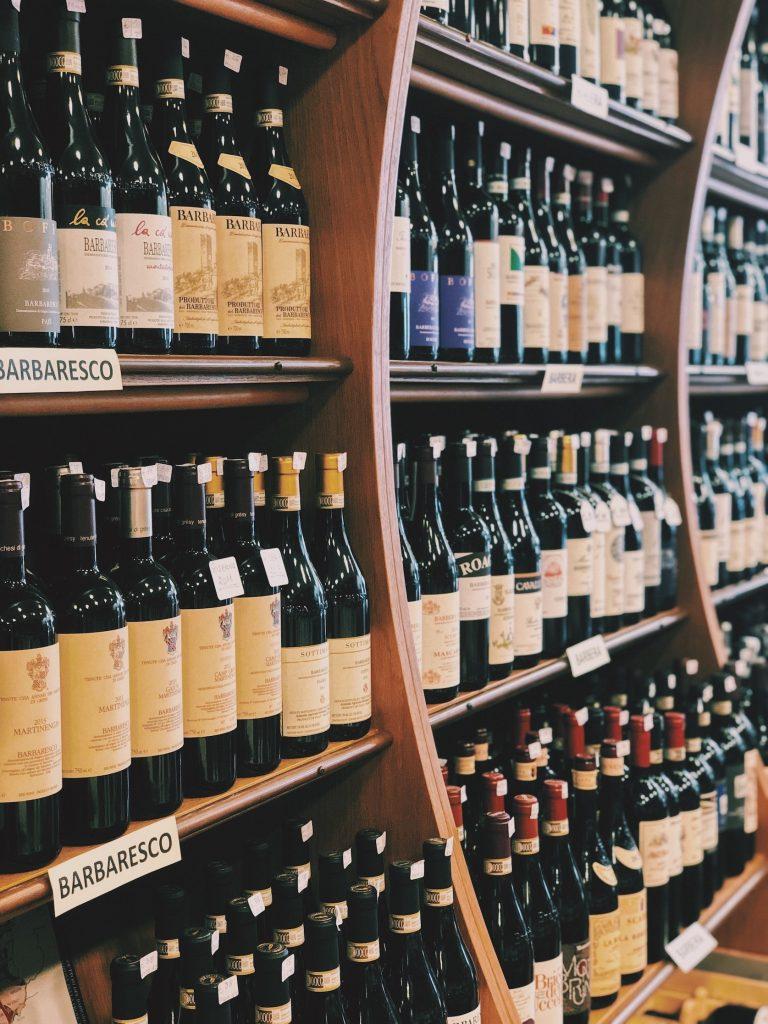 Barbaresco wine Piemonte Italie Solon Travel