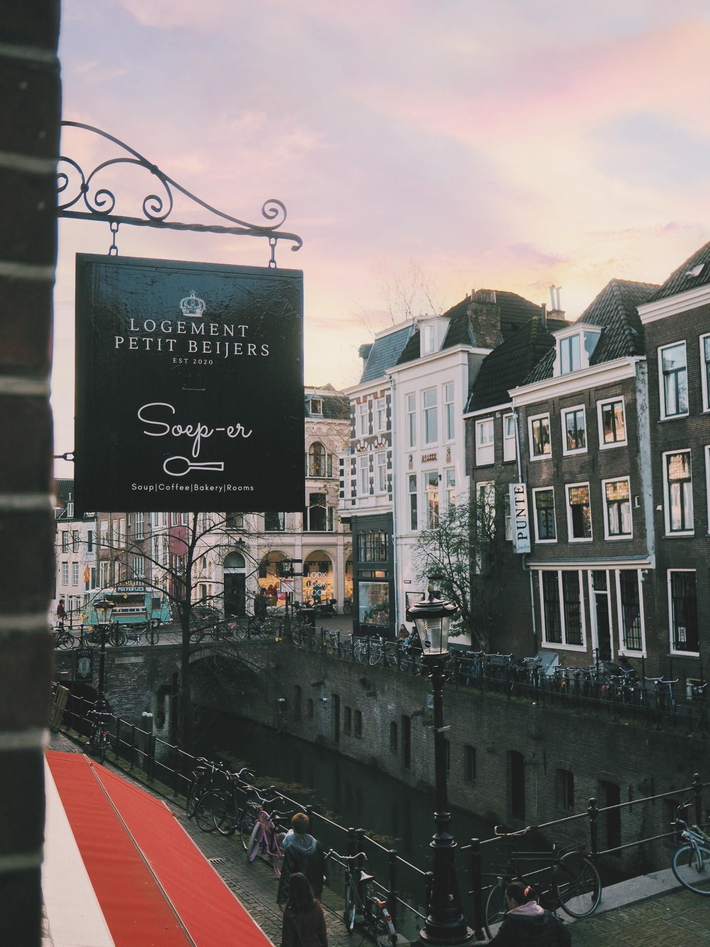 logement Petit Beijers Utrecht Solon Travel