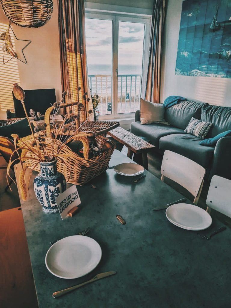 appartement aan zee boulevard5 zandvoort staycation Solon Travel