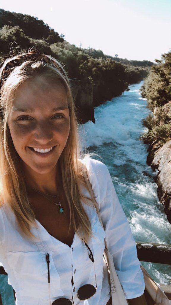 Huka Falls Taupo wat te doen Solon Travel