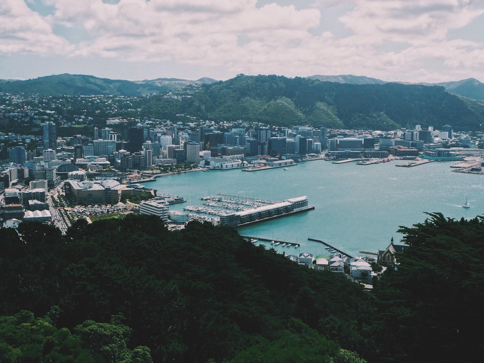 Wellington wat te doen Nieuw-Zeeland Solon Travel city guide