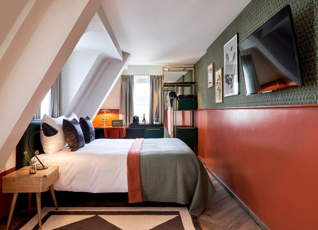 overnachten Den Haag Solon Travel Park Hotel Den Haag